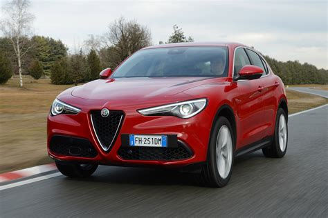 New Alfa Romeo Stelvio 2017 Review  Pictures  Auto Express