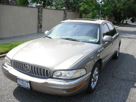 how cars work for dummies 2004 buick park avenue auto manual purchase used 2004 buick park avenue ultra supercharged in staten island new york united