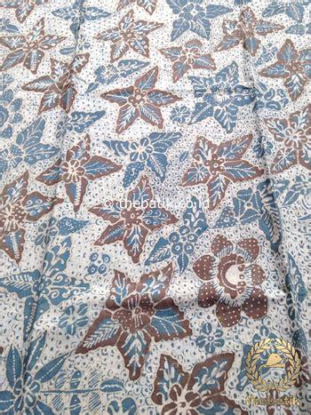 jual kain batik tulis warna alam floral bantulan gringsing thebatik co id