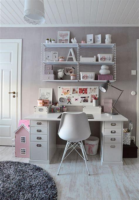 skrivbord hylla beautiful avstngd kontor gra dig liten