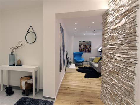 steinwand bilder ideen couchstyle
