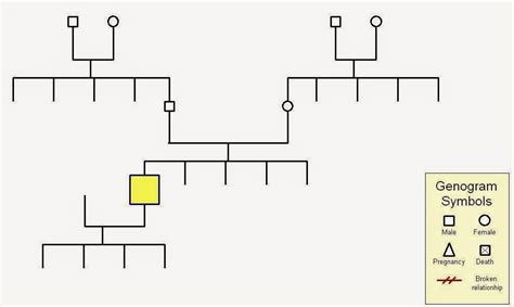 template for genogram in word who we are and how we got this way august 2014