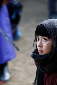 Ha Ji Won Is a Charismatic Horseback-Rider for New ...