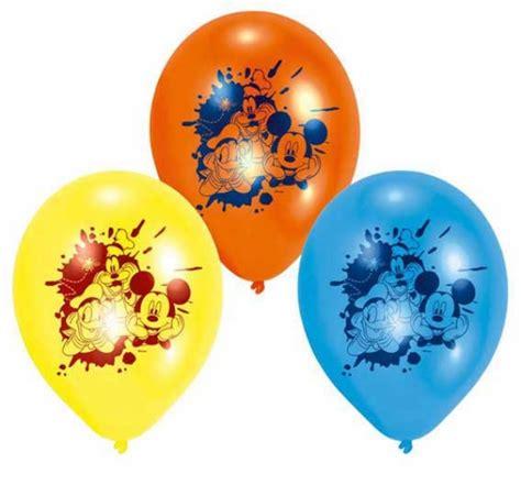 micky maus deko micky maus deko luftballons partysternchen partyartikel versand