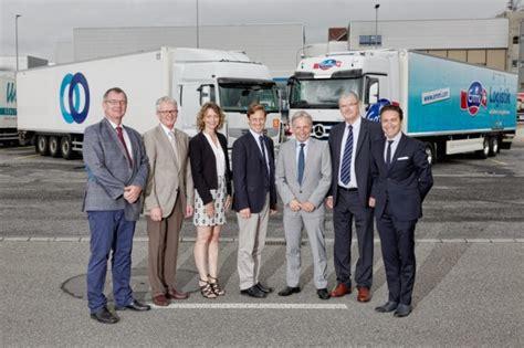 Un Nouveau Réseau Logistique En Suisse Pour Stef Et Emmi