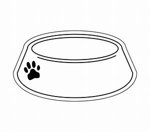 2x3.5 Custom Dog bowl Shaped Magnets 20 Mil - Magnets Of ...