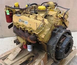 3208 Cat Engine Fuel Pump Diagram