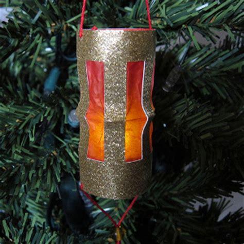 chinese lantern tree ornament allfreechristmascraftscom