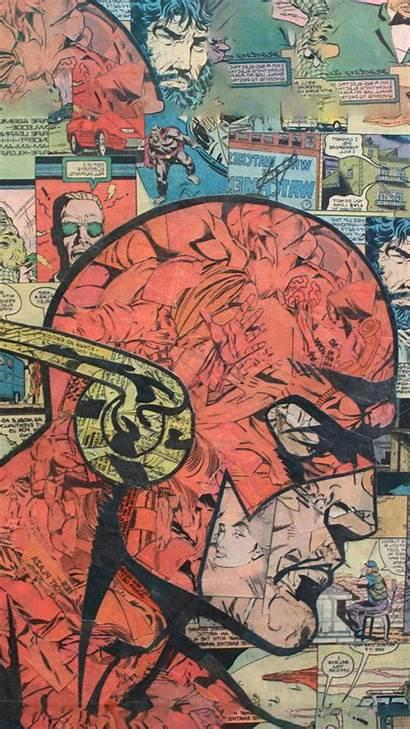 Comic Dc Comics Wallpapers Flash Marvel Universe