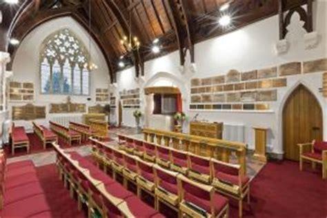 north  south chapels  woodvale crematorium brighton