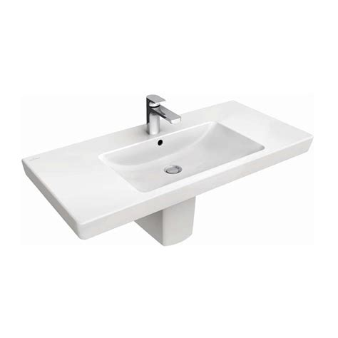 villeroy and boch bathroom vanity villeroy boch subway single vanity basin 800mm southern innovations