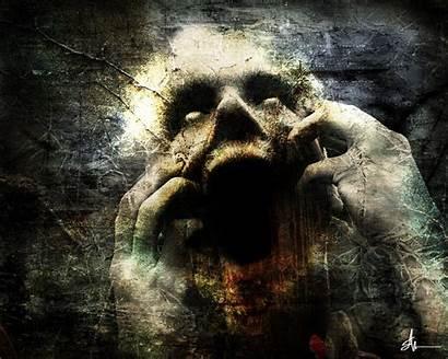 Horror Gothic Dark Scream Wallpapers Scary Creepy