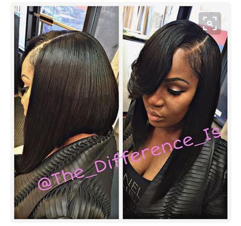 Bob Sew In Weave Hairstyles by Lovemebeauty85 H A I R Hair Styles Hair