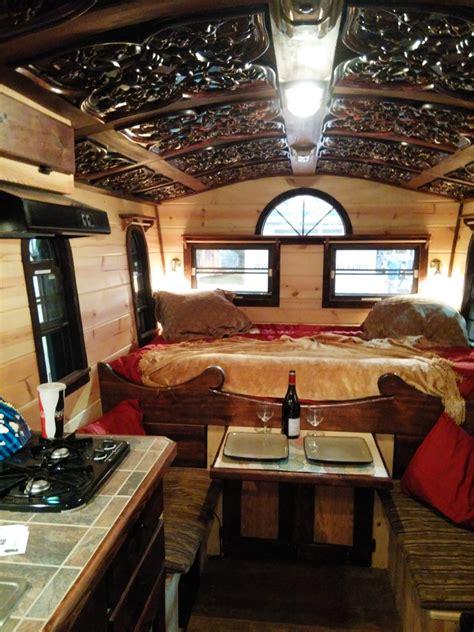 ft gypsy wagon woolywagon tiny house  sale