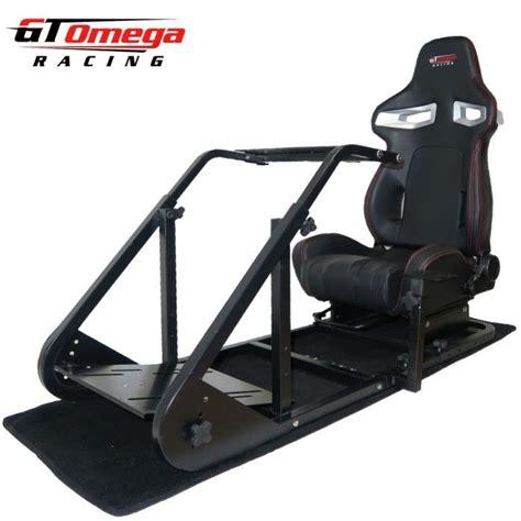 gt omega racing simulator cockpit rs9 seat