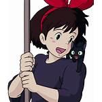 Ghibli Studio Totoro Jiji Miyazaki Kiki Anime