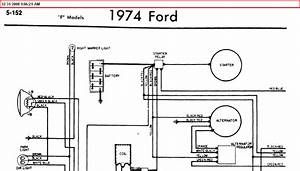 I Need Wiring Diagram For A 1974 Ford F250