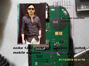 Ashok Mobile Solution  Nokia 1280 White Display Solution