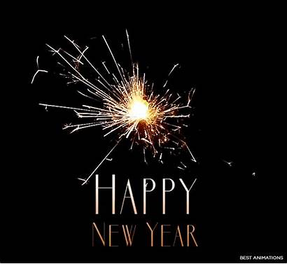 Happy Holidays Glitter Gifs Wishes Animation Firework