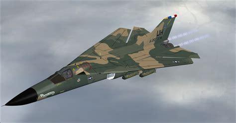 DOWNLOAD SHRS F-111 Aardvark FSX SP2 & P3D - Rikoooo