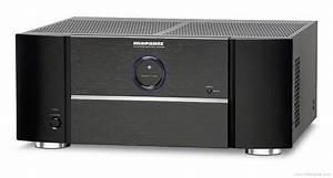 Marantz Mm7055 - Manual - 5-channel Power Amplifier
