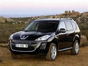 2007 Peugeot : peugeot 4007 specs 2007 2008 2009 2010 2011 2012 autoevolution ~ Gottalentnigeria.com Avis de Voitures
