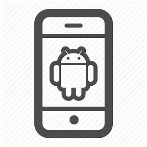 Android, iphone, mobile, phone, smartphone icon | Icon ...