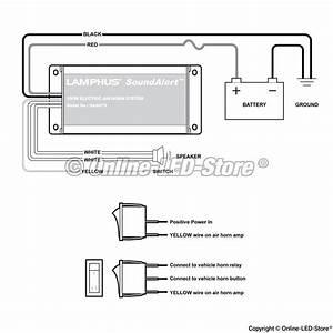 kleinn air horn wiring diagram free wiring diagram With train horn wiring