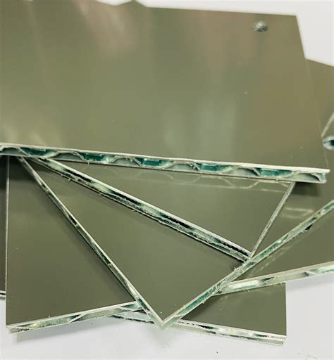 aluminium composite fire rated  aluminium beaded core panels asiatic panels