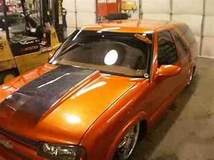 Find Used Custom Minitruck 95 S10 Blazer Air Ride In
