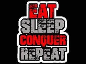 WWE Releasing New Brock Lesnar DVD! Eat. Sleep. Conquer ...
