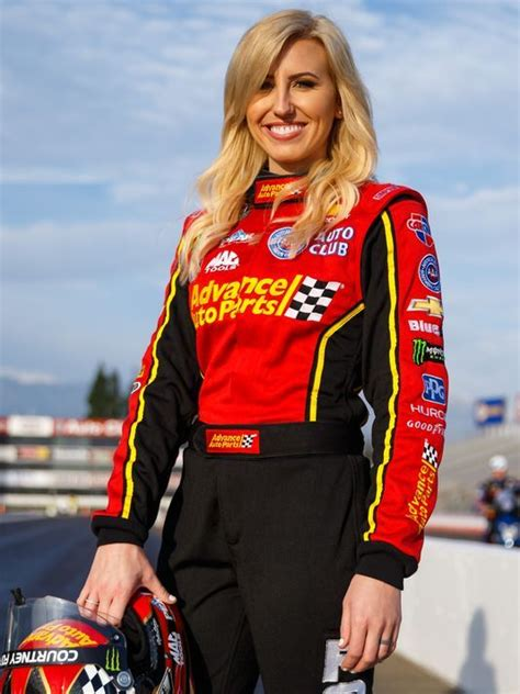 Courtney Force and NASCAR? NHRA star will set pace in Clash