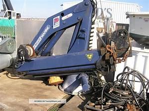 Palfinger Marine Knuckle Boom Crane Pk 18080m