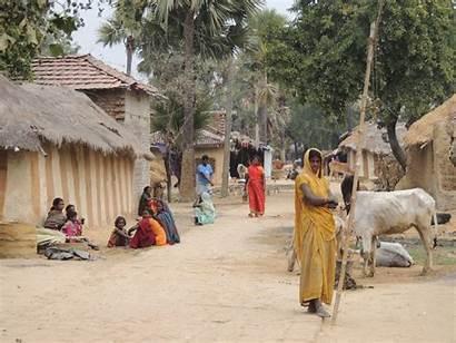 Village Villages India Indian Tribal Villagers Visit