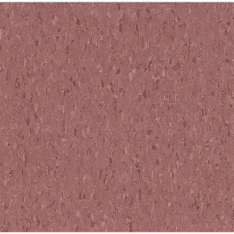 armstrong imperial texture vct 12 in x 12 in cayenne