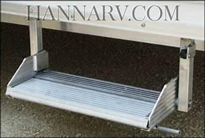 Triton 13206 Fold Down Aluminum Step