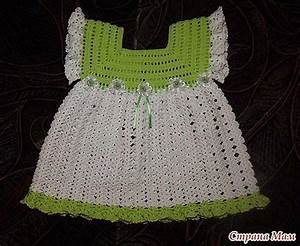 30 best images about robes au crochet bebe on pinterest With robe au crochet