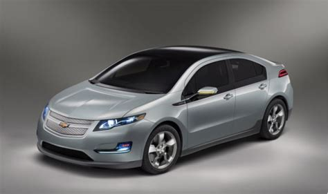 And Then There Were Three (names For The Chevy Volt's