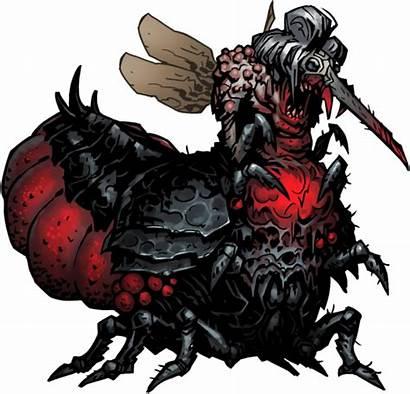 Darkest Dungeon Countess Court Gleech Boo Monster