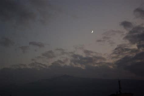 Aesthetic, Clouds, Moon, Night, Purple, Sky, Spooky