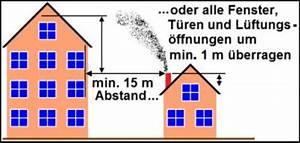 Gartenhaus Abstand Zum Nachbarn : schornsteinabgase vom nachbarn rechtslage vorgehensweise ~ Lizthompson.info Haus und Dekorationen