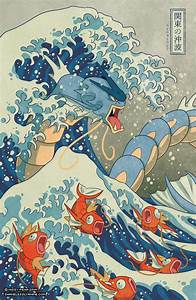 The Great Wave Off Kanto by zimmay on DeviantArt
