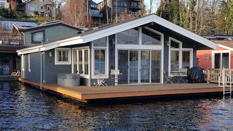 seattle luxury   dock float homeaway