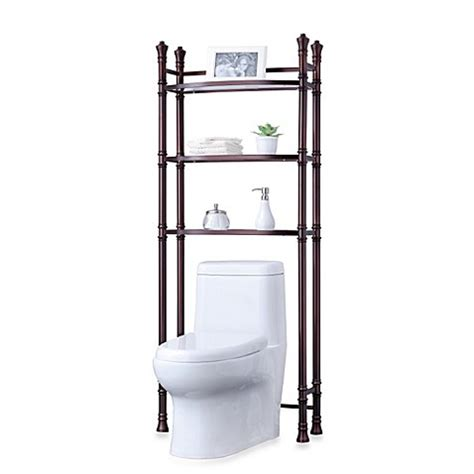 Bath Etagere by Buy Monaco No Tools Bath 201 Tag 232 Re In Rubbed Bronze From
