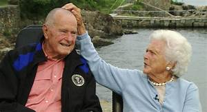 George HW Bush And Barbara Pierce Are Wed Jan 6 1945