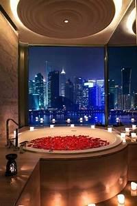Bathroom & spa design of luxury hotel, Bayan Tree ...