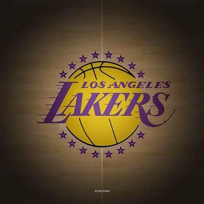 Lakers Court Cooper Robert Ipad Dribbble Views