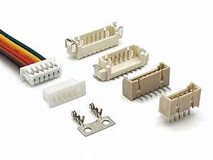 1 25mm Pitch Wire To Board Connector  R6500 Series