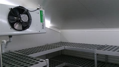 chambre froide sur mesure système réfrigération sur mesure à thiers