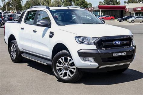 ford ranger wildtrak double cab sports automatic